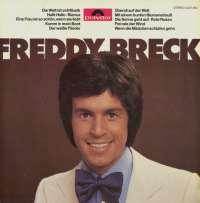 Gramofonska ploča Freddy Breck Freddy Breck 2437 462, stanje ploče je 9/10