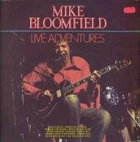 Gramofonska ploča Mike Bloomfield Live Adventures MA 0020784, stanje ploče je 10/10