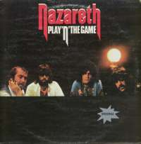Gramofonska ploča Nazareth Play'n' The Game LP 5643, stanje ploče je 8/10