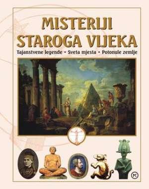 Misteriji staroga vijeka Ivanka Borovac Uredila tvrdi uvez