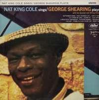 Gramofonska ploča Nat King Cole & George Shearing Nat Kin Cole Pjeva UZ Kvintet George Shearing i Gudače Ralpha Carmichaels LPSV-CA 285, stanje ploče je 8/10