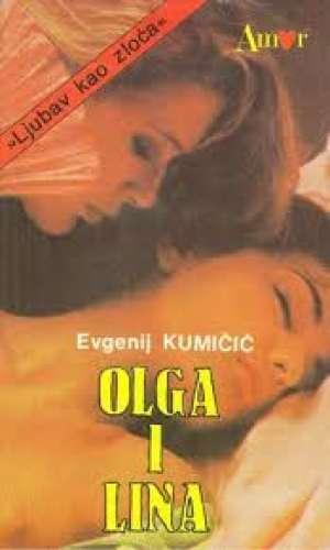 Olga i lina Kumičić Evgenij tvrdi uvez