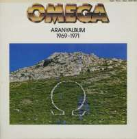 Gramofonska ploča Omega Aranyalbum 1969-1971 SLPX 17582, stanje ploče je 10/10
