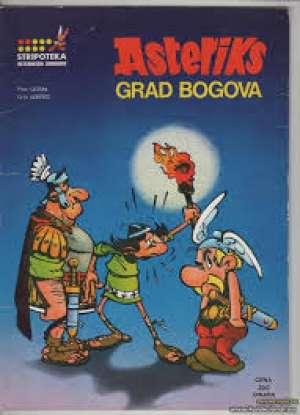 Asteriks grad bogova Goscinny /piše, Uderzo / Crta meki uvez