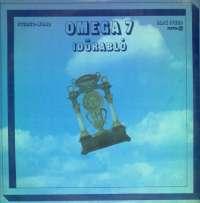 Gramofonska ploča Omega Időrabló  (7) SLPX 17523, stanje ploče je 8/10