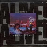 Gramofonska ploča Nightwing A Night Of Mystery - Alive! Alive! 2223376, stanje ploče je 10/10