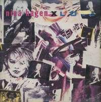 Gramofonska ploča Nina Hagen X Love CBS 460454 1, stanje ploče je 10/10