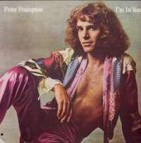 Gramofonska ploča Peter Frampton I'm In You LP 5698, stanje ploče je 10/10