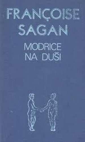 Modrice na duši Sagan Francoise tvrdi uvez