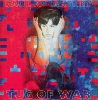 Gramofonska ploča Paul McCartney Tug Of War LSEMI 11001, stanje ploče je 9/10