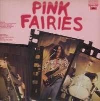 Gramofonska ploča Pink Fairies Pink Fairies 2384 071, stanje ploče je 10/10