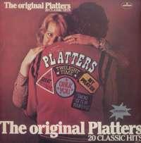 Gramofonska ploča Original Platters 20 Classic Hits LP 5923, stanje ploče je 10/10