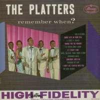 Gramofonska ploča Platters Remember When? MG 20410, stanje ploče je 7/10