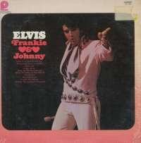 Gramofonska ploča Elvis Presley Frankie & Johnny ACL 7007, stanje ploče je 10/10