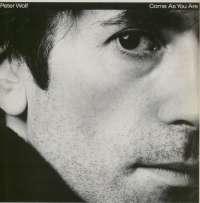 Gramofonska ploča Peter Wolf Come As You Are 1C 064-24 0744 1, stanje ploče je 8/10