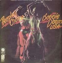 Gramofonska ploča Peoples Choice Boogie Down U.S.A PIR 69175, stanje ploče je 8/10