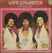 Gramofonska ploča Love Unlimited In Heat LP 5605, stanje ploče je 8/10