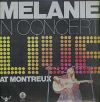 Gramofonska ploča Melanie In Concert - Live At Montreux LP 5812, stanje ploče je 9/10