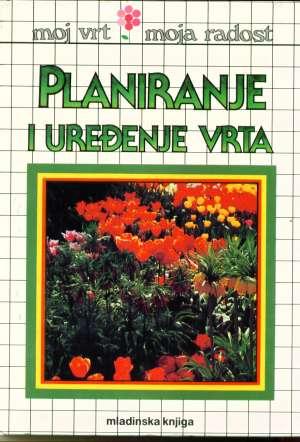 Planiranje i uređenje vrta Miroslav Kutanjac tvrdi uvez