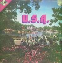 Gramofonska ploča Razni Izvođači (Song And Sound The World Around U.S.A.) Song And Sound The World Around U.S.A. LP 5589, stanje ploče je 8/10