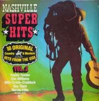 Gramofonska ploča Nashville Superhits Vol. 2 (16 Original Country & Western Hits From The USA)  27 648 ET, stanje ploče je 9/10