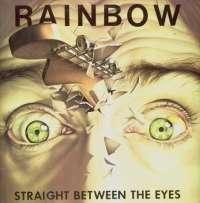 Gramofonska ploča Rainbow Straight Between The Eyes 2391 542, stanje ploče je 8/10