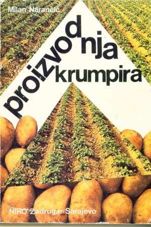 Milan Narančić - Proizvodnja krumpira