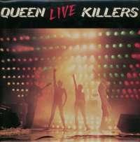 Gramofonska ploča Queen Live Killers LSEMI 79005/6, stanje ploče je 10/10
