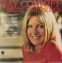 Gramofonska ploča Ray Conniff I Write The Songs CBS 81179, stanje ploče je 10/10