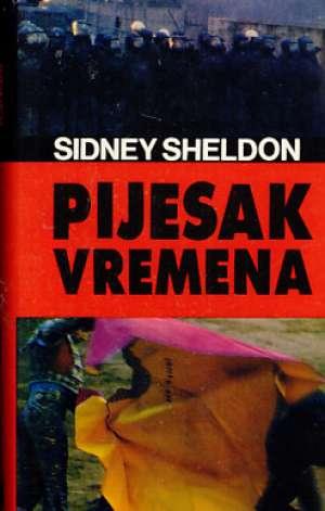 Pijesak vremena Sheldon Sidney tvrdi uvez