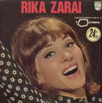 Gramofonska ploča Rika Zarai Enregistrement Public A LOlympia 6311017, stanje ploče je 7/10