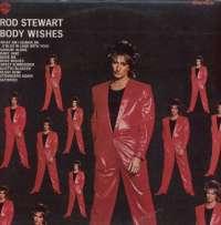 Gramofonska ploča Rod Stewart Body Wishes WB 923877-1, stanje ploče je 10/10