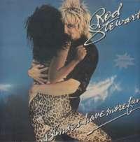 Gramofonska ploča Rod Stewart Blondes Have More Fun WB 56572, stanje ploče je 10/10