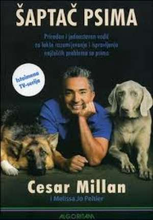 Šaptač psima Cesar Millan, Melissa Jo Peltier meki uvez