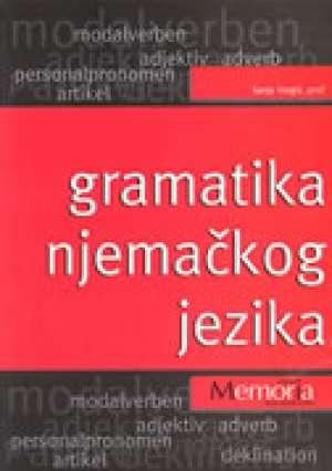 Gramatika njemačkog jezika Sanja Vargić meki uvez