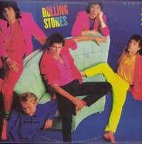 Gramofonska ploča Rolling Stones Dirty Work CBS 86321, stanje ploče je 10/10
