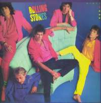 Gramofonska ploča Rolling Stones Dirty Work CBS 86321, stanje ploče je 8/10