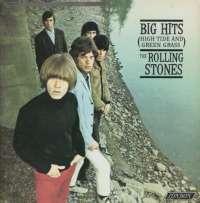 Gramofonska ploča Rolling Stones Big Hits (High Tide And Green Grass) 80011, stanje ploče je 9/10
