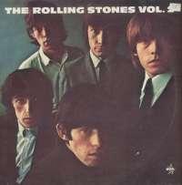 Gramofonska ploča Rolling Stones No.2 6.21393 AO, stanje ploče je 9/10