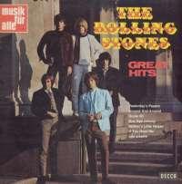 Gramofonska ploča Rolling Stones Great Hits ND 265, stanje ploče je 7/10