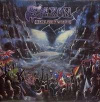 Gramofonska ploča Saxon Rock The Nations LSEMI 73181, stanje ploče je 10/10