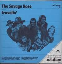 Gramofonska ploča Savage Rose Travelin 2428 309, stanje ploče je 9/10