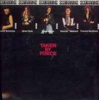Gramofonska ploča Scorpions Taken By Force NL 70081, stanje ploče je 10/10