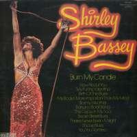 Gramofonska ploča Shirley Bassey Burn My Candle CN 2025, stanje ploče je 10/10