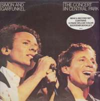 Gramofonska ploča Simon And Garfunkel The Concert In Central Park GEF 88575, stanje ploče je 10/10