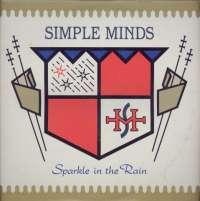 Gramofonska ploča Simple Minds Sparkle In The Rain LSVIRG 11058, stanje ploče je 10/10
