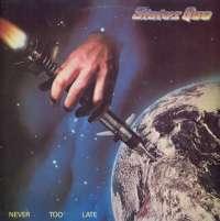 Gramofonska ploča Status Quo Never Too Late 6302 104, stanje ploče je 10/10