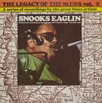 Gramofonska ploča Snooks Eaglin The Legacy Of The Blues Vol. 2 2222515, stanje ploče je 10/10