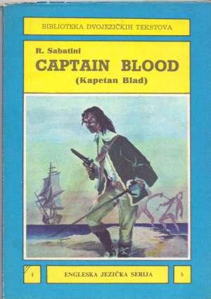 R. Sabatini - Biblioteka dvojezičkih tekstova - captain blood (kapetan blad)