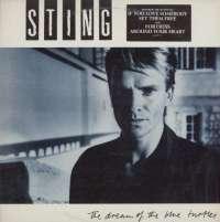 Gramofonska ploča Sting Dream Of The Blue Turtles 2223031, stanje ploče je 10/10